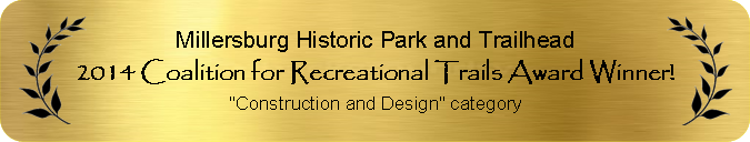 2014 Coalition for Recreational Trails Award Winner for Construction and Design